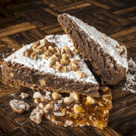 Torta de Brownie Praline - Imagen 2