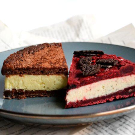 Torta Helada de Brownie Melcochudo