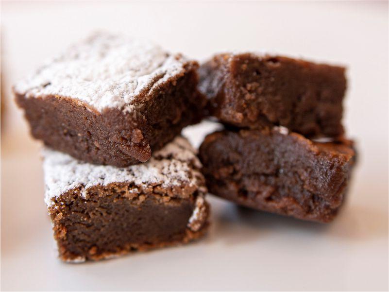 Torta Brownie Bites 2