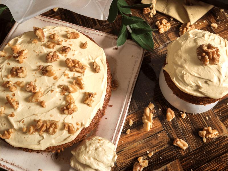 Torta de Zanahoria Imagen 3